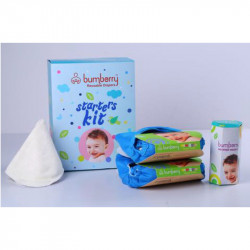 Newborn Blue Cover Diaper...