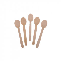 Wooden spoon (pack of 100)