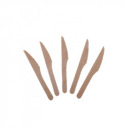 wooden knife (pack of 100)