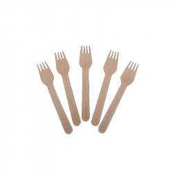 wooden fork (pack of 100)
