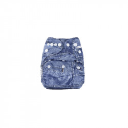 Bumberry  Pocket Diaper - Jeans