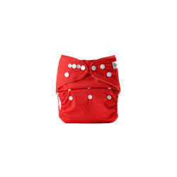 Bumberry  Pocket Diaper - High Light Red
